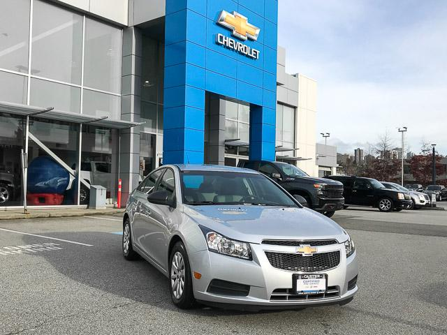 2011 Chevrolet Cruze LS (Stk: 971541) in North Vancouver - Image 2 of 24