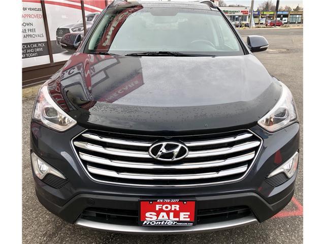 2015 Hyundai Santa Fe XL Luxury (Stk: 011764) in Toronto - Image 3 of 17