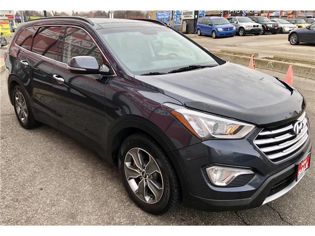 2015 Hyundai Santa Fe XL Luxury (Stk: 011764) in Toronto - Image 4 of 17
