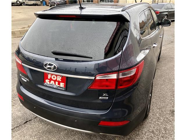 2015 Hyundai Santa Fe XL Luxury (Stk: 011764) in Toronto - Image 5 of 17