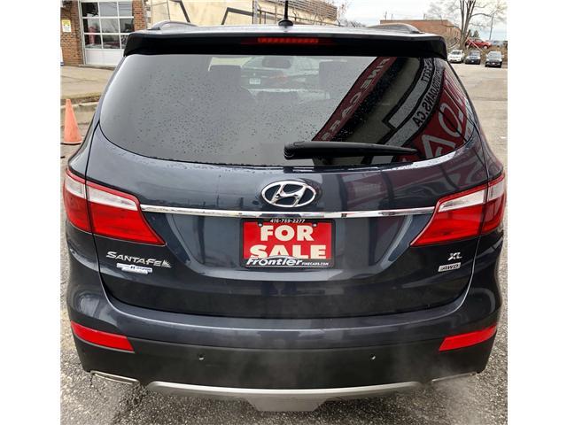 2015 Hyundai Santa Fe XL Luxury (Stk: 011764) in Toronto - Image 7 of 17