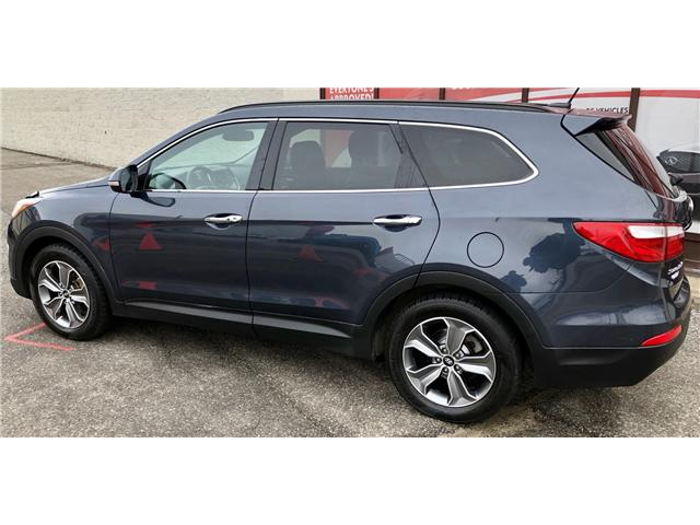 2015 Hyundai Santa Fe XL Luxury (Stk: 011764) in Toronto - Image 9 of 17