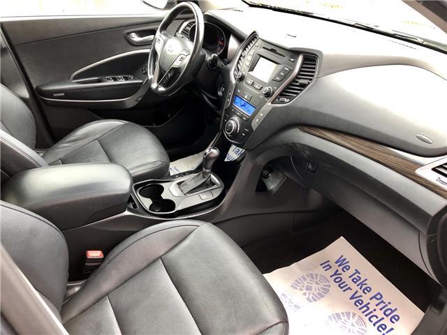 2015 Hyundai Santa Fe XL Luxury (Stk: 011764) in Toronto - Image 11 of 17