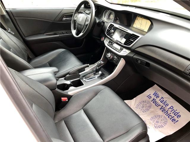 2014 Honda Accord Touring (Stk: 811923) in Toronto - Image 9 of 16