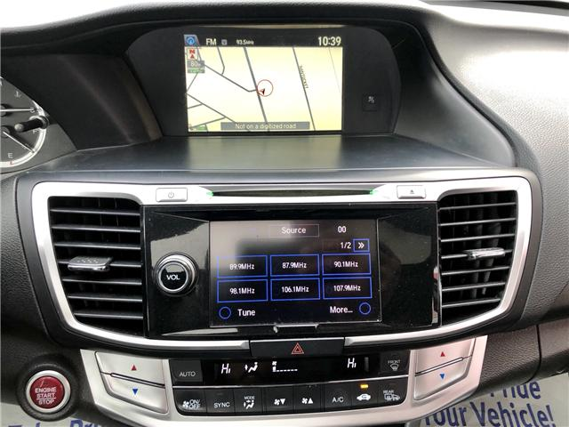 2014 Honda Accord Touring (Stk: 811923) in Toronto - Image 13 of 16