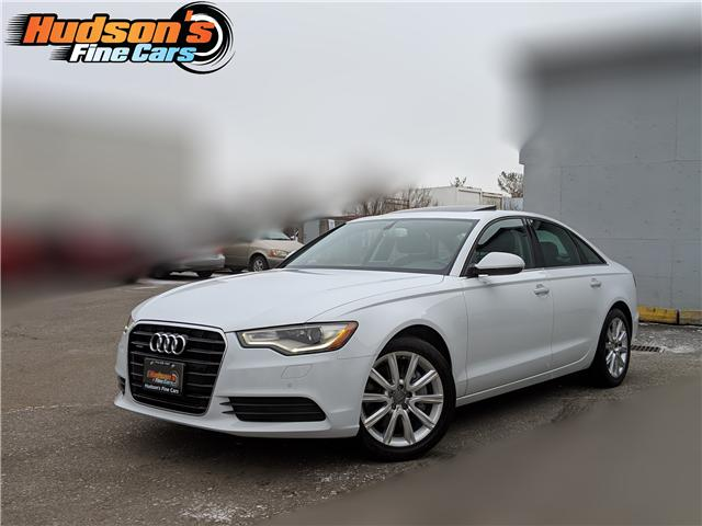 2014 Audi A6 TDI Progressiv (Stk: 74521) in Toronto - Image 1 of 27