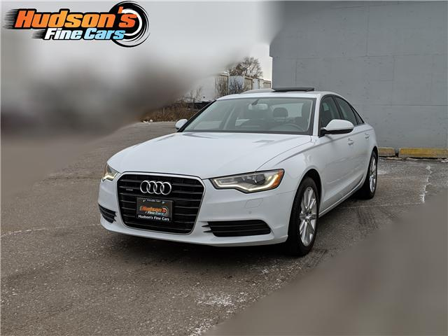2014 Audi A6 TDI Progressiv (Stk: 74521) in Toronto - Image 2 of 27