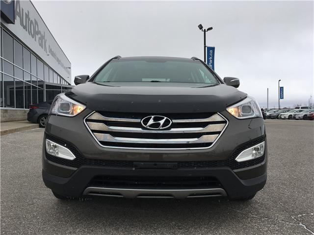 2014 Hyundai Santa Fe Sport 2.4 Luxury (Stk: 14-55170JB) in Barrie - Image 2 of 30