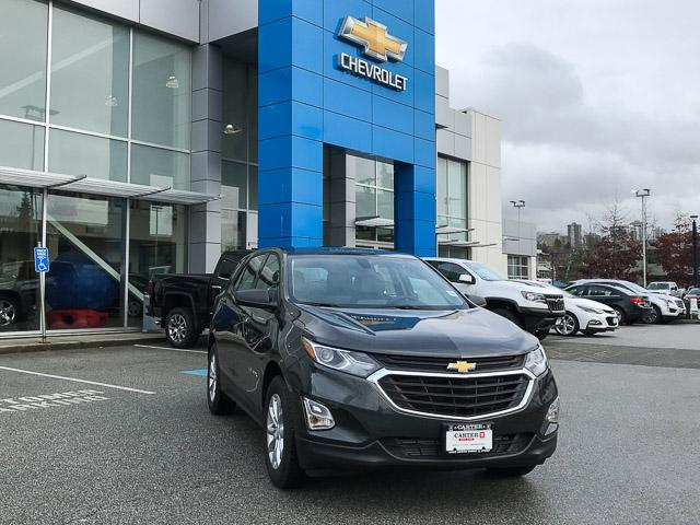 2019 Chevrolet Equinox LS (Stk: 9E1009T) in North Vancouver - Image 2 of 13