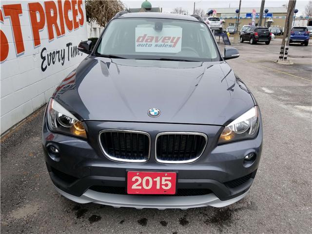 2015 BMW X1 xDrive28i (Stk: 18-802T) in Oshawa - Image 2 of 15