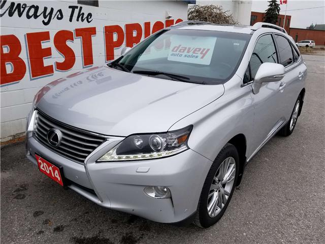 2014 Lexus RX 350 Base (Stk: 18-816 ) in Oshawa - Image 1 of 18