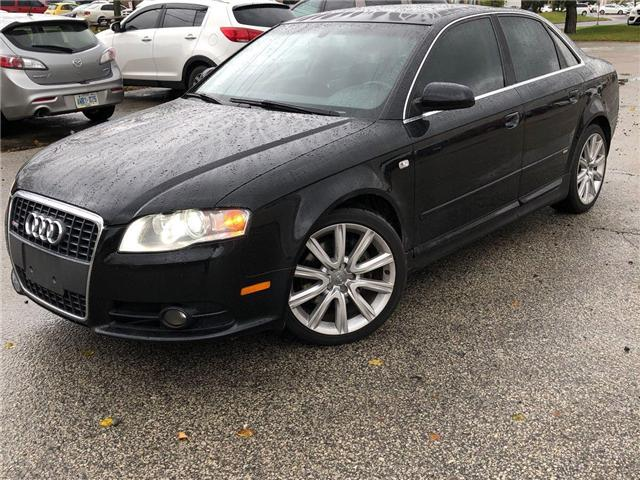 2008 Audi A4 2.0T (Stk: S9988) in North York - Image 1 of 14