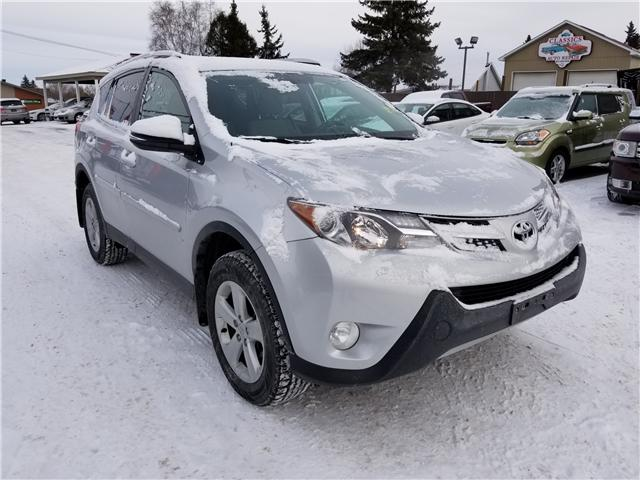 2013 Toyota RAV4 XLE (Stk: ) in Kemptville - Image 1 of 18