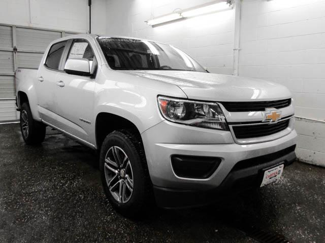 2019 Chevrolet Colorado WT (Stk: D9-91680) in Burnaby - Image 2 of 13