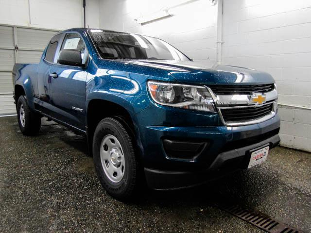 2019 Chevrolet Colorado WT (Stk: D9-00870) in Burnaby - Image 2 of 12
