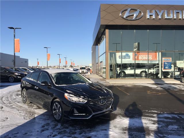 2018 Hyundai Sonata Hybrid Limited (Stk: 28234) in Saskatoon - Image 1 of 26