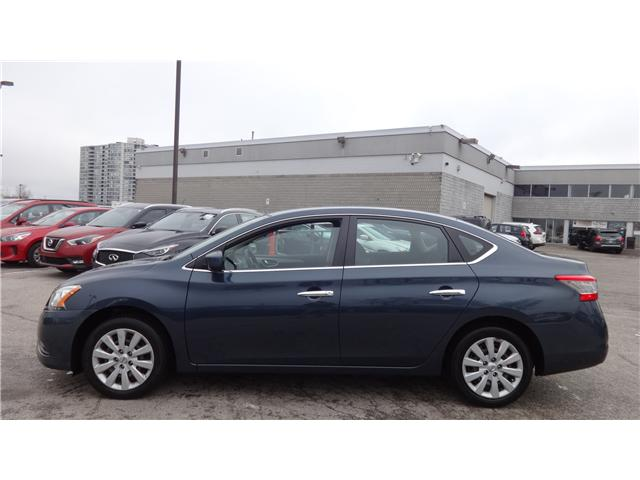 2014 Nissan Sentra 1.8 S (Stk: JY237451A) in Scarborough - Image 2 of 15