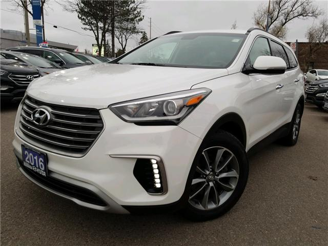 2017 Hyundai Santa Fe XL Luxury (Stk: op10078) in Mississauga - Image 1 of 14