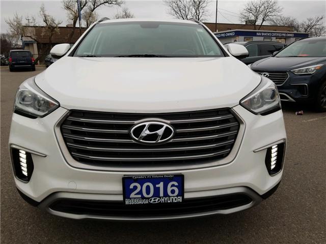 2017 Hyundai Santa Fe XL Luxury (Stk: op10078) in Mississauga - Image 2 of 14