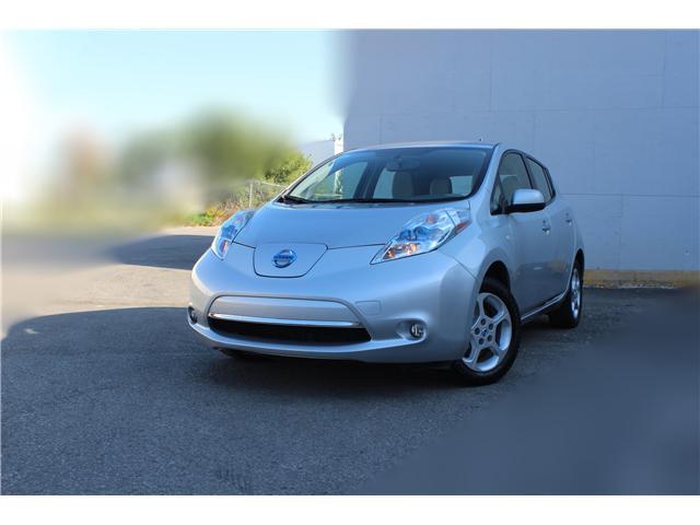 2012 Nissan LEAF SV (Stk: 15333) in Toronto - Image 1 of 24