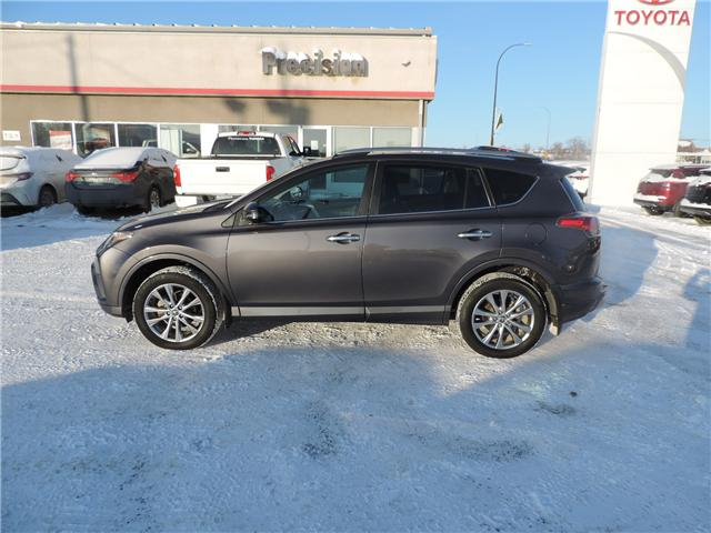 2017 Toyota RAV4 Limited (Stk: 191011) in Brandon - Image 1 of 25