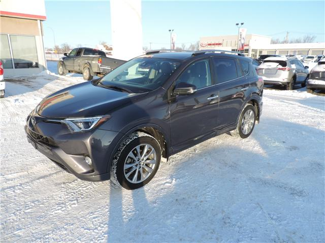 2017 Toyota RAV4 Limited (Stk: 191011) in Brandon - Image 2 of 25
