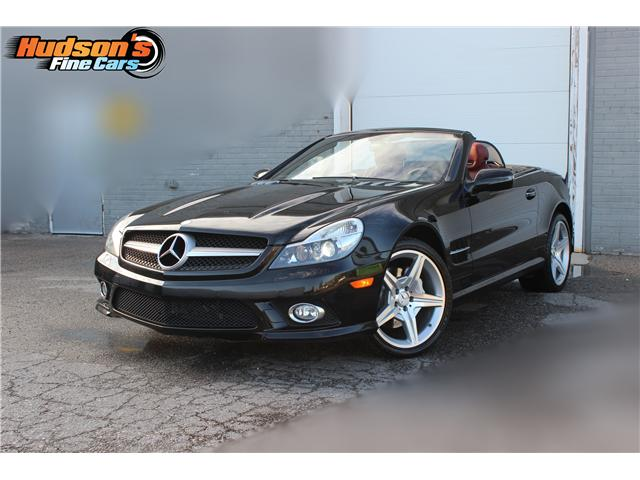 2009 Mercedes-Benz SL-Class  (Stk: ) in Toronto - Image 1 of 27