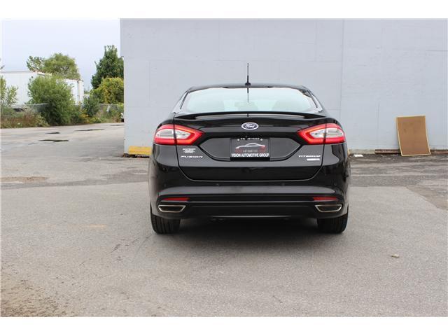 2013 Ford Fusion Titanium (Stk: 51690) in Toronto - Image 6 of 22