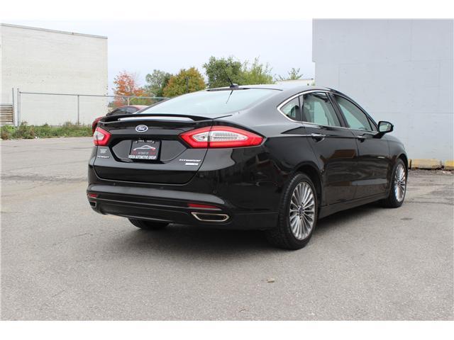 2013 Ford Fusion Titanium (Stk: 51690) in Toronto - Image 5 of 22