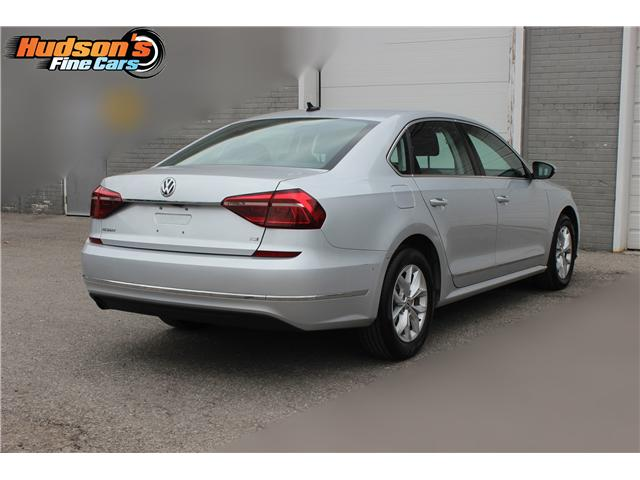2017 Volkswagen Passat 1.8 TSI Trendline+ (Stk: 83737) in Toronto - Image 6 of 20