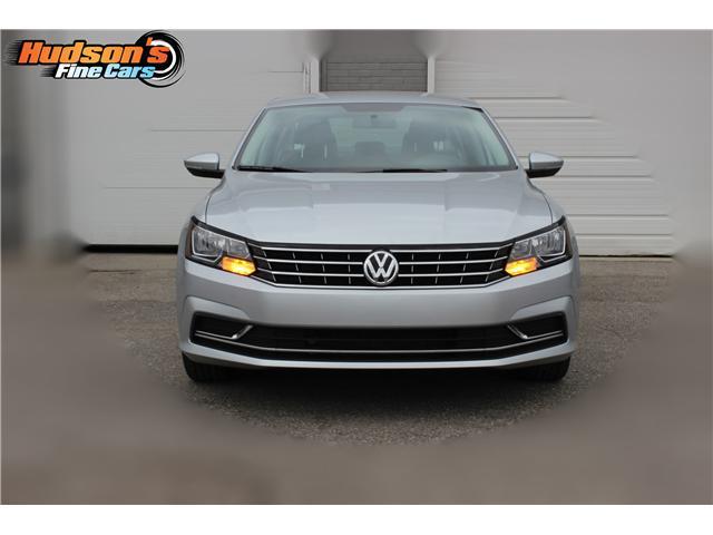 2017 Volkswagen Passat 1.8 TSI Trendline+ (Stk: 83737) in Toronto - Image 3 of 20