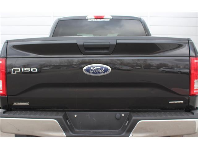 2015 Ford F-150 XLT (Stk: BB560547B) in Regina - Image 6 of 18