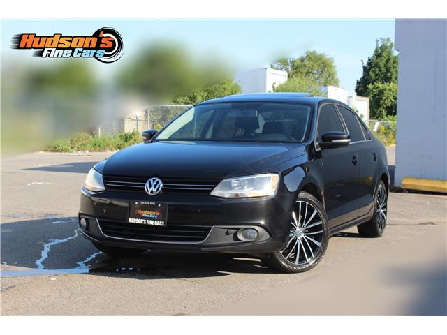 2013 Volkswagen Jetta 2.0 TDI Highline (Stk: 24711) in Toronto - Image 1 of 17