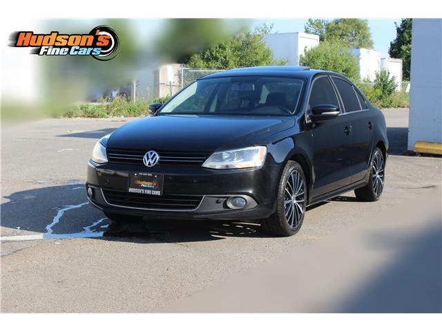 2013 Volkswagen Jetta 2.0 TDI Highline (Stk: 24711) in Toronto - Image 2 of 17