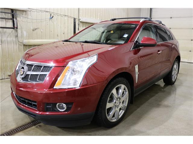 2012 Cadillac SRX Premium Collection (Stk: JT145A) in Rocky Mountain House - Image 1 of 29