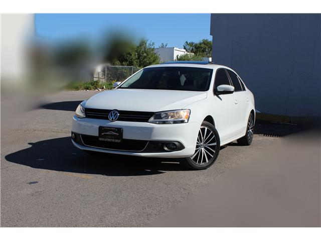 2014 Volkswagen Jetta 2.0 TDI Highline (Stk: 74732) in Toronto - Image 1 of 18