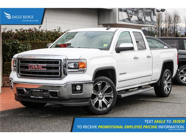 2015 GMC Sierra 1500 SLT (Stk: 150761) in Coquitlam - Image 1 of 13