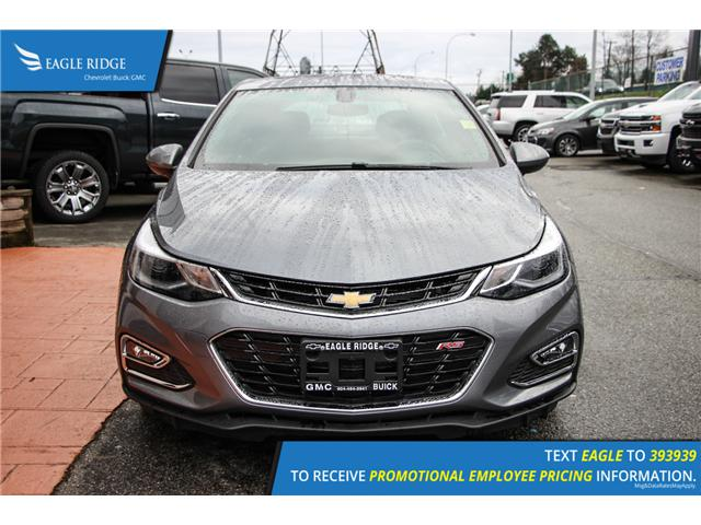 2018 Chevrolet Cruze LT Auto (Stk: 180329) in Coquitlam - Image 2 of 16