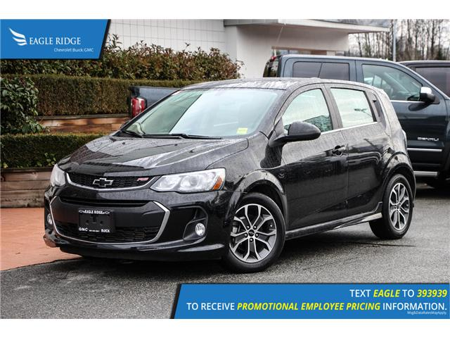 2018 Chevrolet Sonic LT Auto (Stk: 189521) in Coquitlam - Image 1 of 16