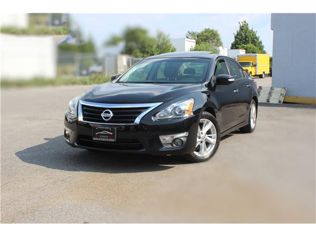 2013 Nissan Altima 2.5 SL (Stk: 95166) in Toronto - Image 1 of 22