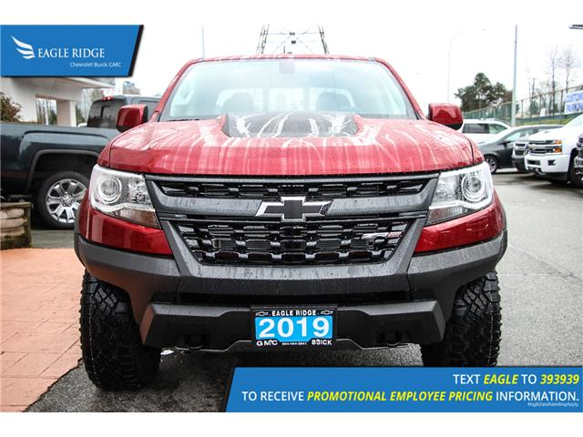 2019 Chevrolet Colorado ZR2 (Stk: 96027A) in Coquitlam - Image 2 of 16