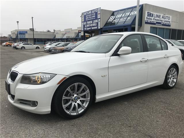 2011 BMW 335d Base (Stk: ) in Concord - Image 1 of 16