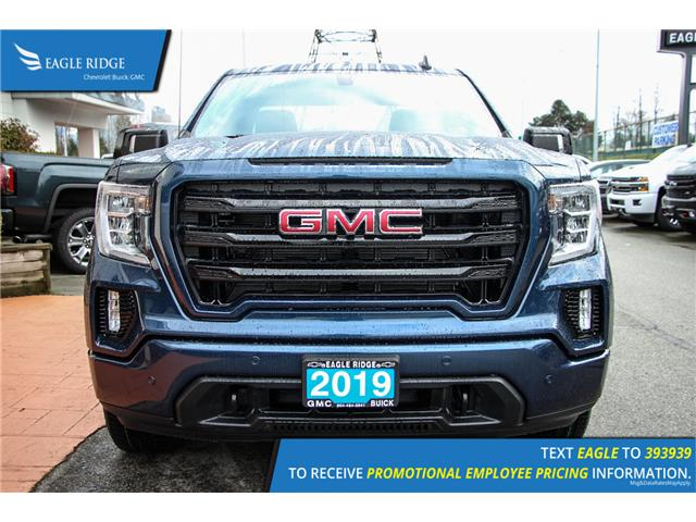 2019 GMC Sierra 1500 Elevation (Stk: 98213A) in Coquitlam - Image 2 of 15