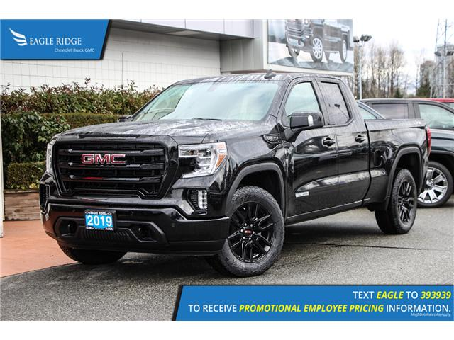 2019 GMC Sierra 1500 Elevation (Stk: 98212A) in Coquitlam - Image 1 of 15