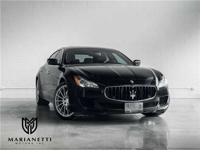 2016 Maserati Quattroporte S Q4 (Stk: ZAM56RRAXG1185873) in Woodbridge - Image 5 of 41