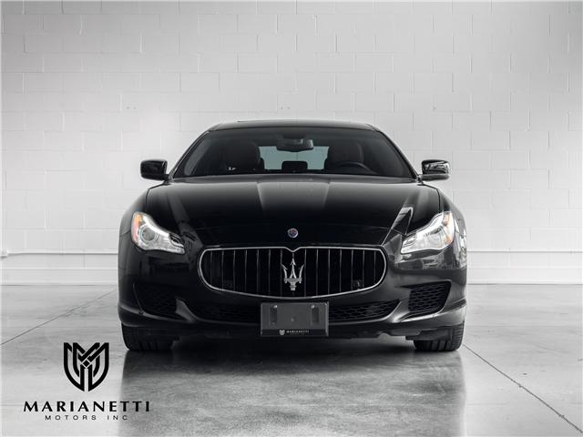 2016 Maserati Quattroporte S Q4 (Stk: ZAM56RRAXG1185873) in Woodbridge - Image 8 of 41