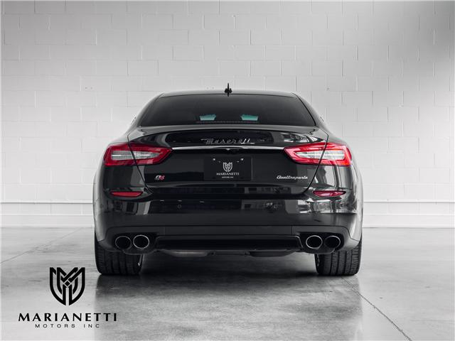 2016 Maserati Quattroporte S Q4 (Stk: ZAM56RRAXG1185873) in Woodbridge - Image 9 of 41