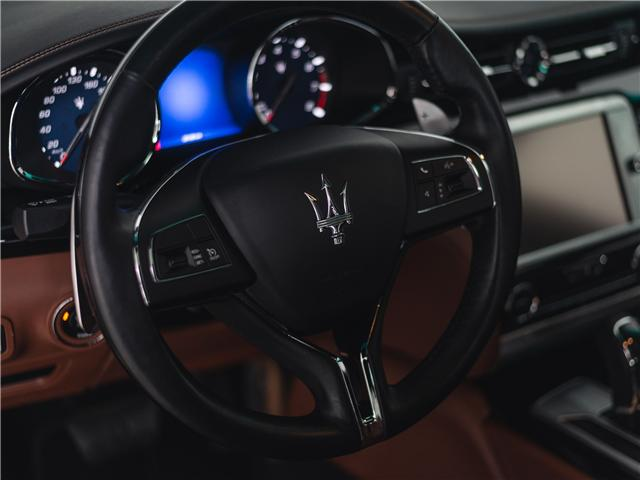 2016 Maserati Quattroporte S Q4 (Stk: ZAM56RRAXG1185873) in Woodbridge - Image 27 of 41