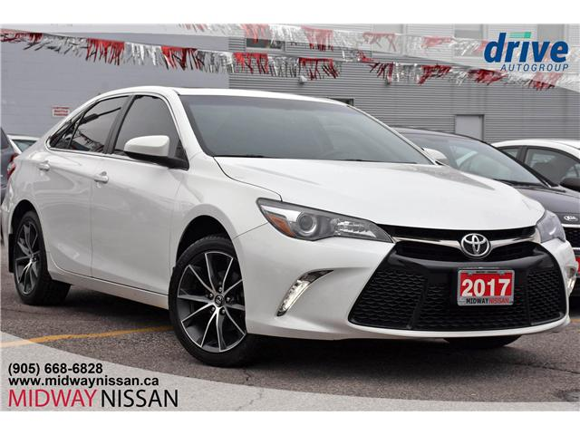 2017 Toyota Camry XSE (Stk: U1537A) in Whitby - Image 1 of 28