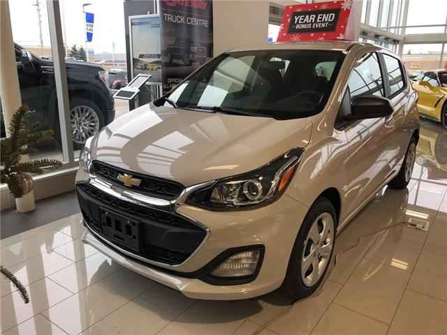 2019 Chevrolet Spark LS Manual (Stk: 718594) in BRAMPTON - Image 1 of 5